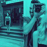typischfotograf beim fotogrfieren farbe