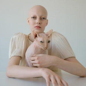 Fundstück Beitragsbild zum Thema Fashion und Portraitfotografie